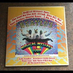 The Beatles Magical Mystery Tour Vinyl LP Album